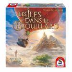Exploration Aventure Les Îles Dans Le Brouillard