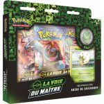 Coffret Pokémon EB3.5 La Voie du Maître - Coffret Pin's : Arène de Greenbury