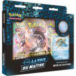 Coffret Pokémon EB3.5 La Voie du Maître - Coffret Pin's : Arène de Skifford
