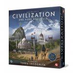 Gestion Stratégie Sid Meier's Civilization : Une Aube Nouvelle - Terra Incognita extension