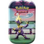 Pokébox Pokémon Mini Tin Galar 2 - Octobre 2020 - Salarsen