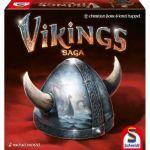 Jeu de Cartes Stratégie Vikings Saga
