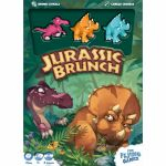 Jeu de Plateau Ambiance Jurassic Brunch