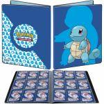 Portfolio Pokémon Carapuce - A4 - 9 Cases