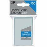 Protèges cartes Spéciaux  50 Prime Sleeves - 41x63mm Mini American Card Game