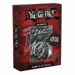 Album Collector Yu-Gi-Oh! Yu-Gi-Oh! Limited Edition Metal God Card - Silfer The Sky Dragon