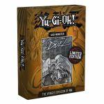 Album Collector Yu-Gi-Oh! Yu-Gi-Oh! Limited Edition Metal God Card - The Winged Dragon Of Râ