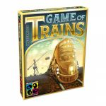 Jeu de Cartes Réflexion Game of Trains