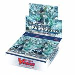 Boites Boosters Anglais CardFight Vanguard Boite 16 Boosters V-BT11 Storm of the Blue Cavalry