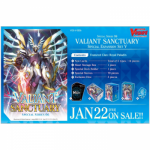 Decks Préconstruits CardFight Vanguard V-SS06 - Valiant Sanctuary (Royal Paladin)