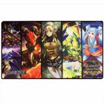 Tapis de Jeu Force of Will 60x35cm - Grand Prix 2018