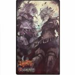 Tapis de Jeu Force of Will 60x35cm - Hilda et Saffina