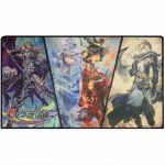Tapis de Jeu Force of Will 60x35cm - Rezzard, Reflect & Refrain, Arla