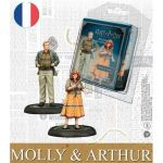 Jeu de Plateau Pop-Culture Harry Potter, Miniatures Adventure Game : Molly & Arthur