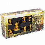 Figurine Aventure Godtear :Blackjaw, The Sweeping Flame & Unburnt Reavers