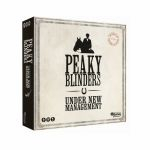 Jeu de Cartes Pop-Culture Peaky Blinders - Under New Management