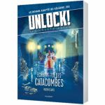 Enigme Best-Seller Unlock les escapes geeks - Echappe-toi des Catacombes !