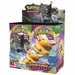 Boite de Boosters Français Pokémon 36 Boosters EB04 - Epée et Bouclier 4 - Voltage Eclatant