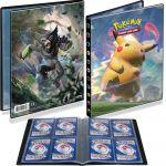 Portfolio Pokémon EB04 - Voltage Eclatant - Pikachu Vmax & Zarude - A5 - 4 Cases