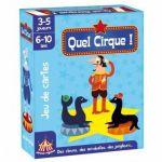 Jeu de Cartes Ambiance Quel cirque !