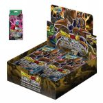 Boite de Boosters Français Dragon Ball Super Boite De 24 Boosters - EB03 - Expansion Boosters 03 Giant Force + SP04 Colossal Warfare offert
