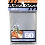 Protèges Cartes Format JAP  Player's Choice Yu-gi-oh! Clear/Transparent
