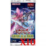 Boosters en Français Yu-Gi-Oh! Impact de la Genèse - Lot de 10