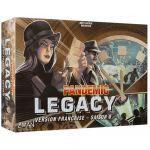 Coopératif Best-Seller Pandemic Legacy - Saison 0