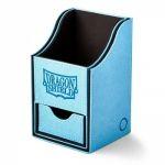 Boite de Rangement  Nest 100+ Deck Box Dice Tray - Bleu/Noir