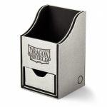 Boite de Rangement  Nest 100+ Deck Box Dice Tray - Gris Clair/Noir