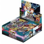 Boite de Boosters Français Dragon Ball Super Boite De 24 Boosters - Serie 12 - B12 - Unison Warrior 3 - Vicious Rejuvenation