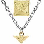 Album Collector Yu-Gi-Oh! Collector Pendentif en Edition Limitée du Puzzle du Millenium