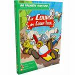 Livre Aventure Ma Première aventure - La course des Casse-tout