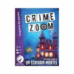 Jeu de Cartes Enquête Crime Zoom : Un Ecrivain Mortel
