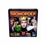 Jeu de Plateau  Monopoly - Les Vilains
