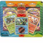 Coffret Pokémon Duopack 2 Boosters - EB04 - Épée et Bouclier 4 - Voltage Éclatant - Gorythmic, Lézargus, Pyrobut