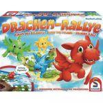 Jeu de Plateau Ambiance Rallye des Dragons