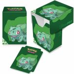 Deck Box Pokémon Bulbizarre