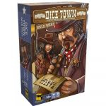 Jeu de Plateau Gestion Dice Town - Extension Wild West