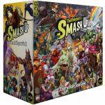 Jeu de Cartes Stratégie Smash Up - L'Enorme Boîte pour Geek