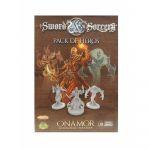 Jeu de Plateau Aventure Sword & Sorcery - Pack de Héros Onamor