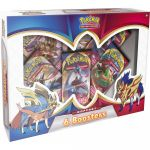 Coffret Pokémon Coffret Pokemon 6 Boosters 2021