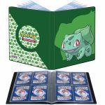 Portfolio Pokémon Bulbizarre - A5 - 4 Cases