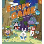 Enquête Enfant Escape Kids 01 - Echappe-toi du Monde d'Alice au Pays des Merveilles !