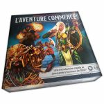 Aventure Coopération Dungeons and Dragons - L'Aventure Commence