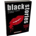Enigme Enquête Black Stories - Femmes Fatales
