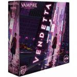 Deck-Building Stratégie Vendetta Vampire - La Mascarade