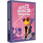 Jeu de Cartes Gestion Wild Space Encounters