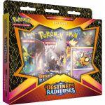 Coffret Pokémon EB4.5 Destinées Radieuses - Coffret Pin's : Dedenne