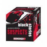 Enigme Enquête Black Stories - Suspects